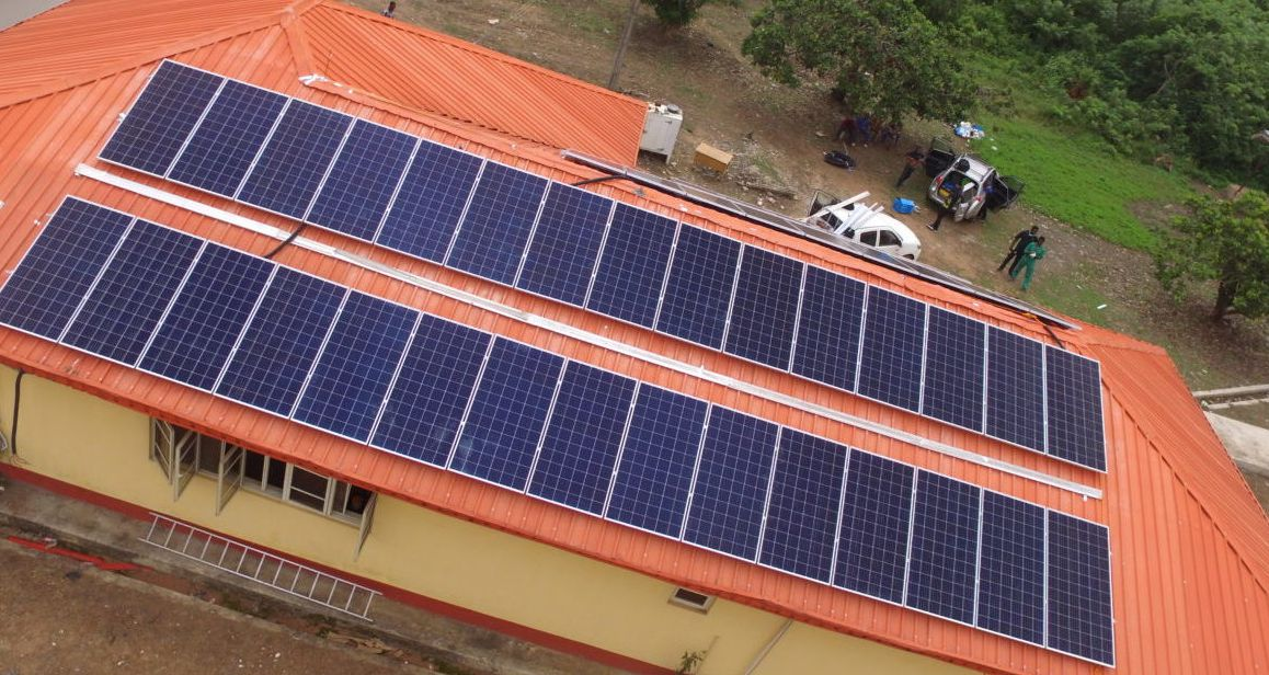 Starsight's solar power system will allow Ekiti State hospital to provide more rapid Covid-19 testing